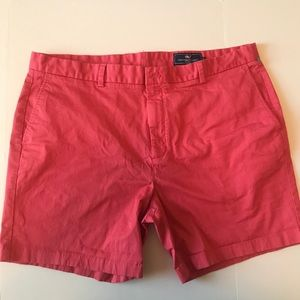 Men's Vineyard Vines Pink Shorts Size 42 Waist
